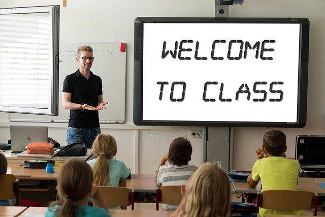 教員の魅力①:授業が楽しい