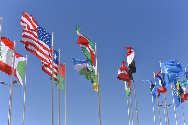 DMM英会話の特徴②:117カ国以上の講師がいる